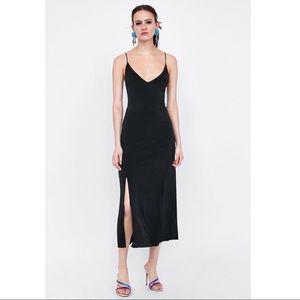 Zara Strappy Dress NWOT